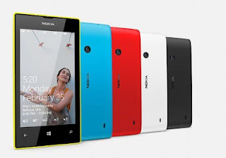 Nokia Lumia 520 Hadir Di Indonesia Seharga Rp. 1.975.000