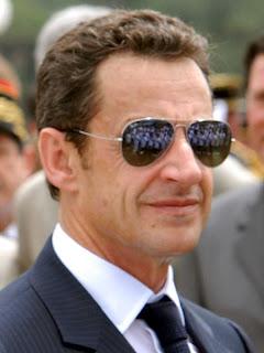 le président Sarkozy