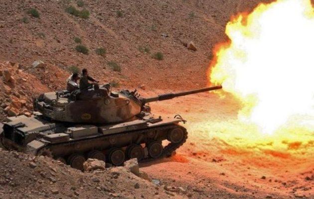 Μεγάλες ιρανικές απώλειες από επίθεση Κούρδων Πεσμεργκά