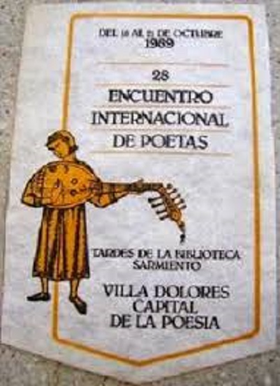 28° Encuentro Internacional de Poetas