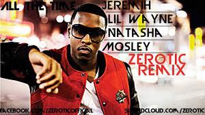 Jeremih - All The Time ft. Lil Wayne & Natasha Mosley (Lyrics On SCREEN) HD