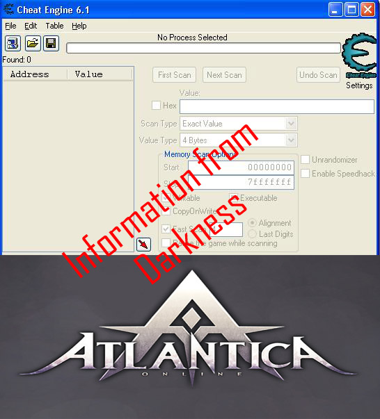 download cheat engine atlantica online