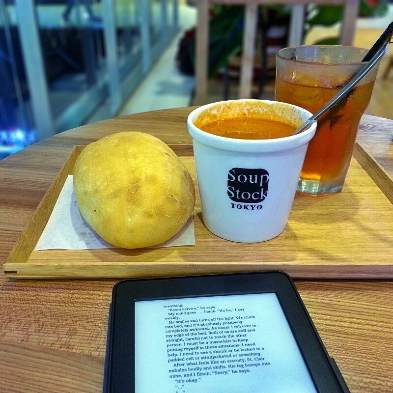 soup stock tokyo singapore hokkaido crab bisque