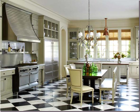 Color Outside the Lines: Kitchen Inspiration Month: Day 22 ...