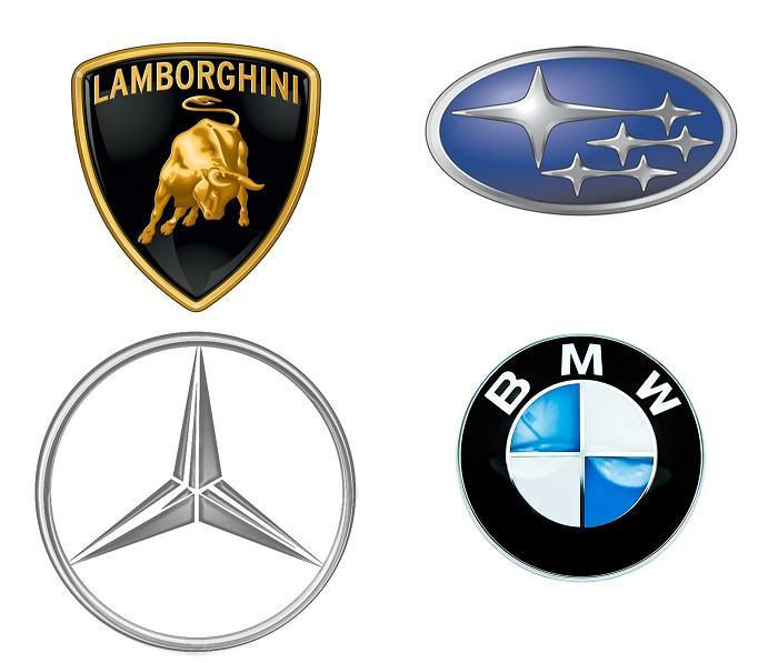 Stories Behind The Famous Car Logos Dualwarez