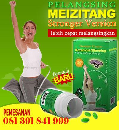OBAT diet Pelangsing Tubuh Meizitang Stronger Version ...