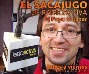 Síguenos en @radioactivafm