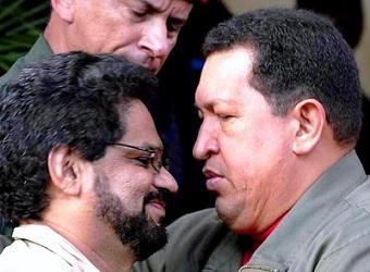 Los Guardianes de Chavez y las FARC: