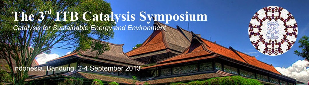 The Third ITB Catalysis Symposium