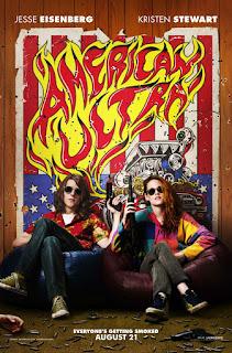 American Ultra (2015) – พยัคฆ์ร้ายสายซี๊ดดดด [บรรยายไทย]