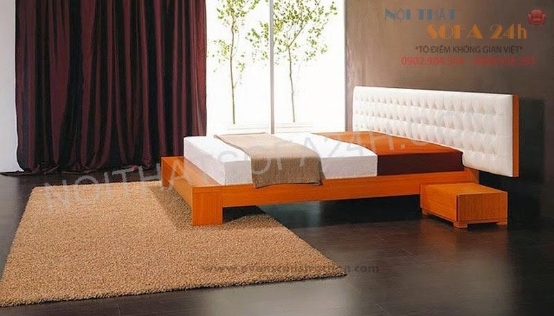 Giường ngủ GN065