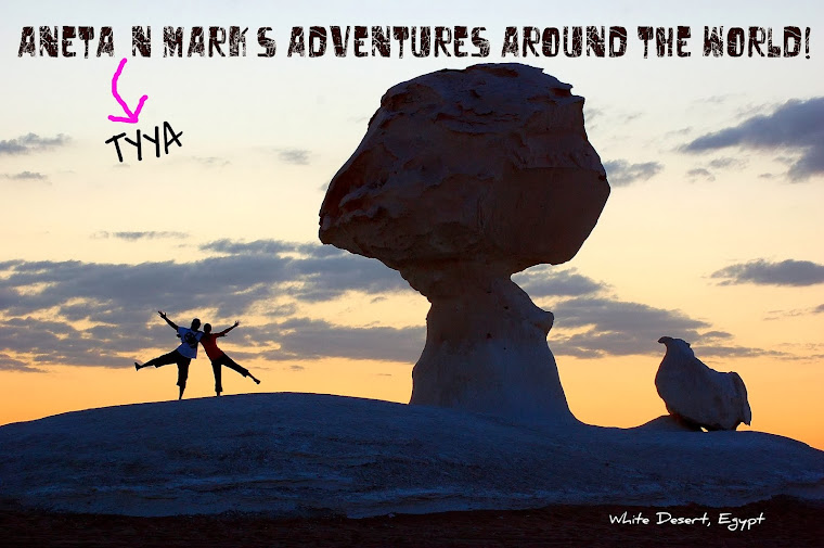 Aneta, Mark 'n Tyya's Adventures Around the World!