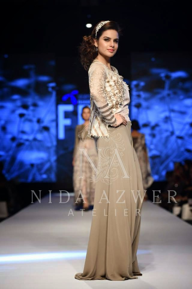 Nida Azwer sexy summer dresses 2015