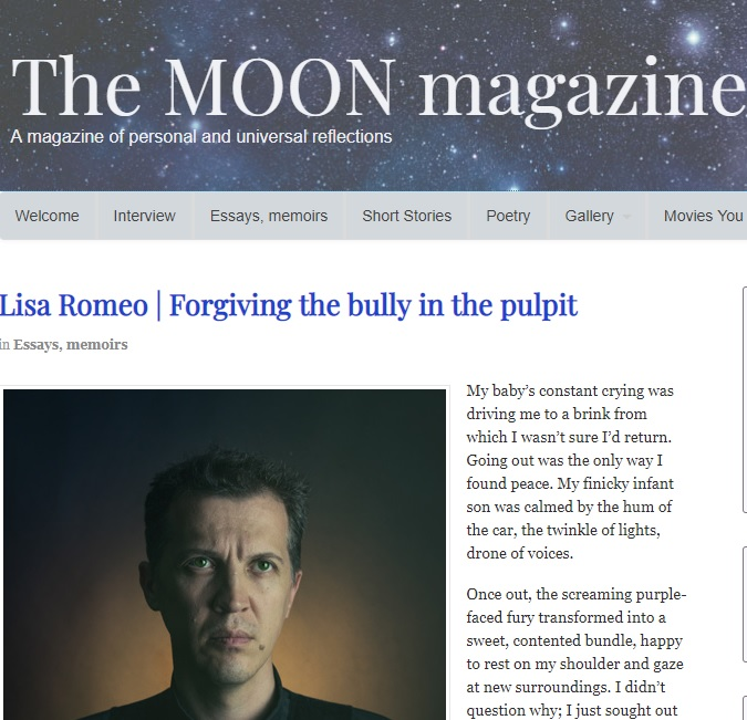 At the Moon Magazine, read my essay...