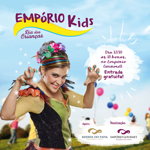 Empório Kids Reserva do Paiva
