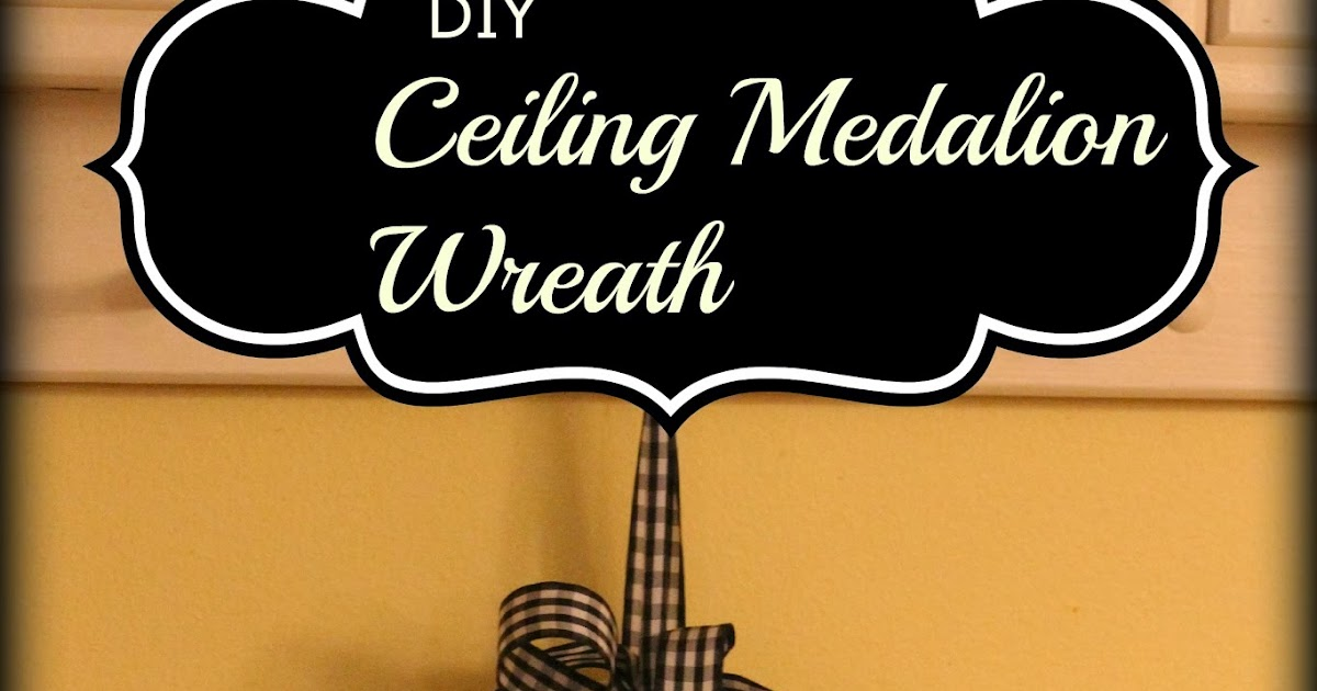 Priscillas Diy Ceiling Medallion Wreath With Book Page Rose