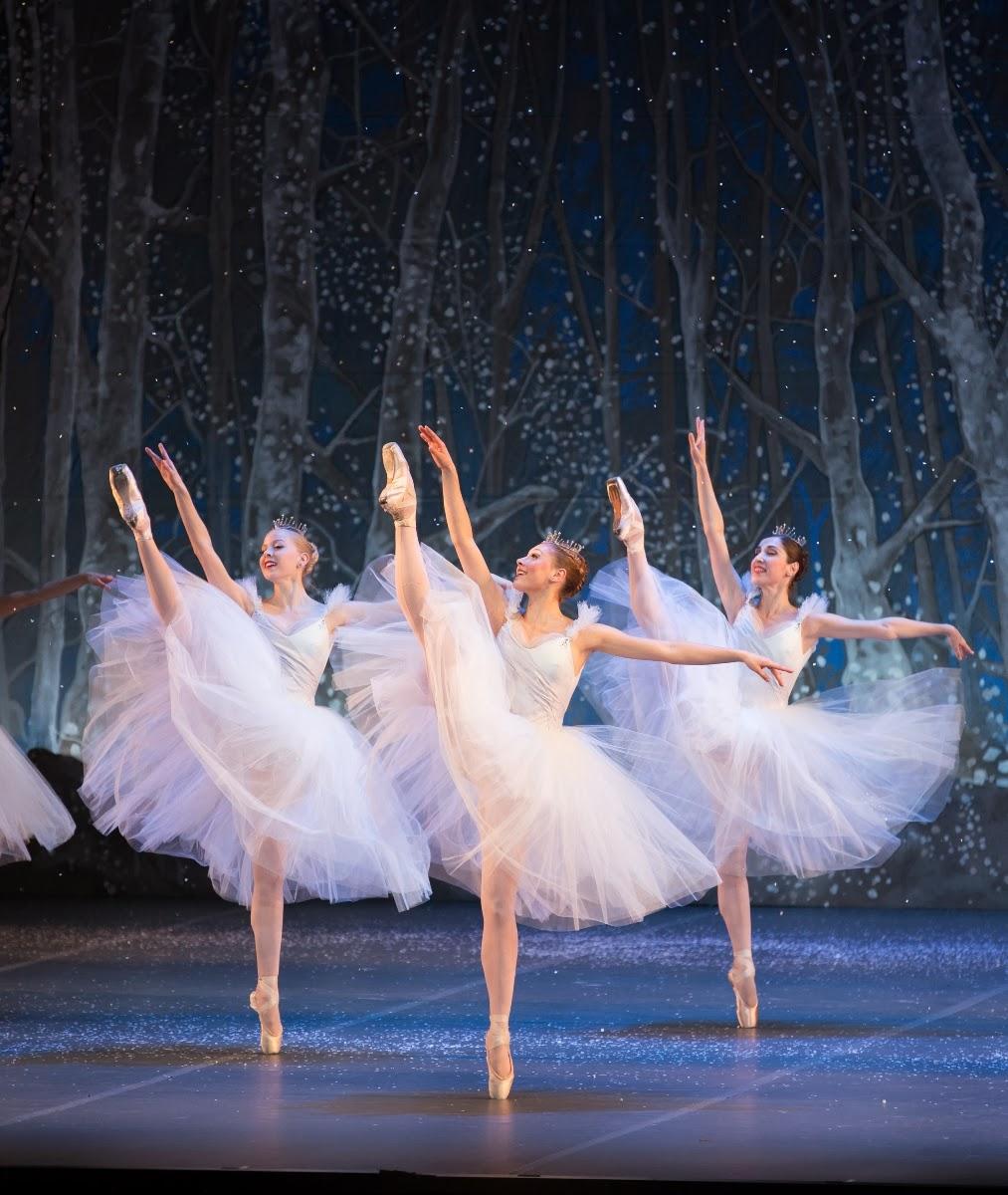 ballerinas dancing nutcracker -#main