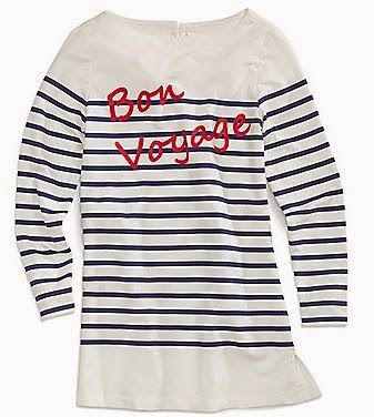 Sperry Top-Sider nautical new arrivals spring 2015
