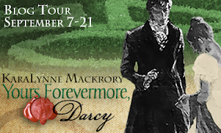 Yours Forevermore, Darcy Blog Tour