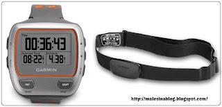 Garmin 310 GPS Heart Monitor Review