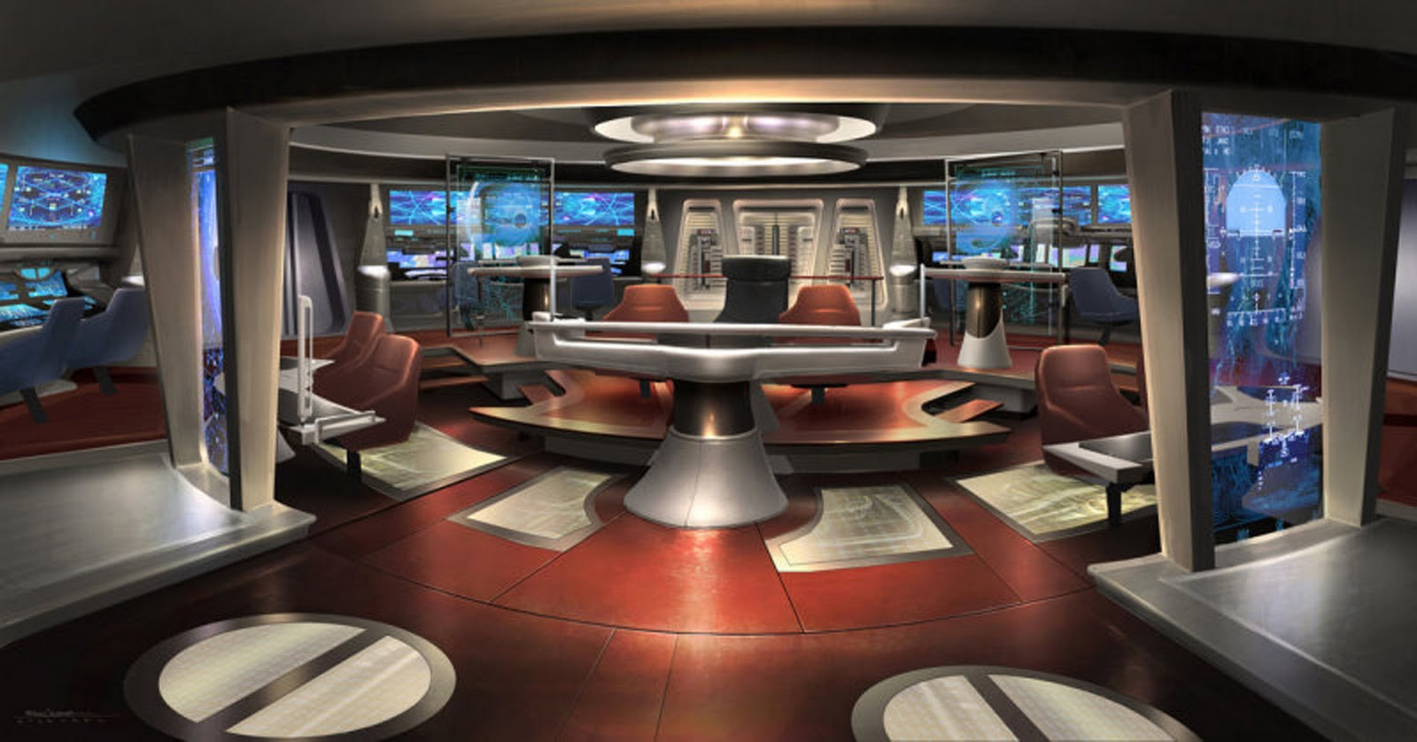 View alternate rooms - Additionally Since Star Trek Was An Extremely Fascinating Series It