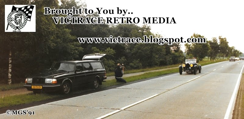 VICTRACE RETRO MEDIA