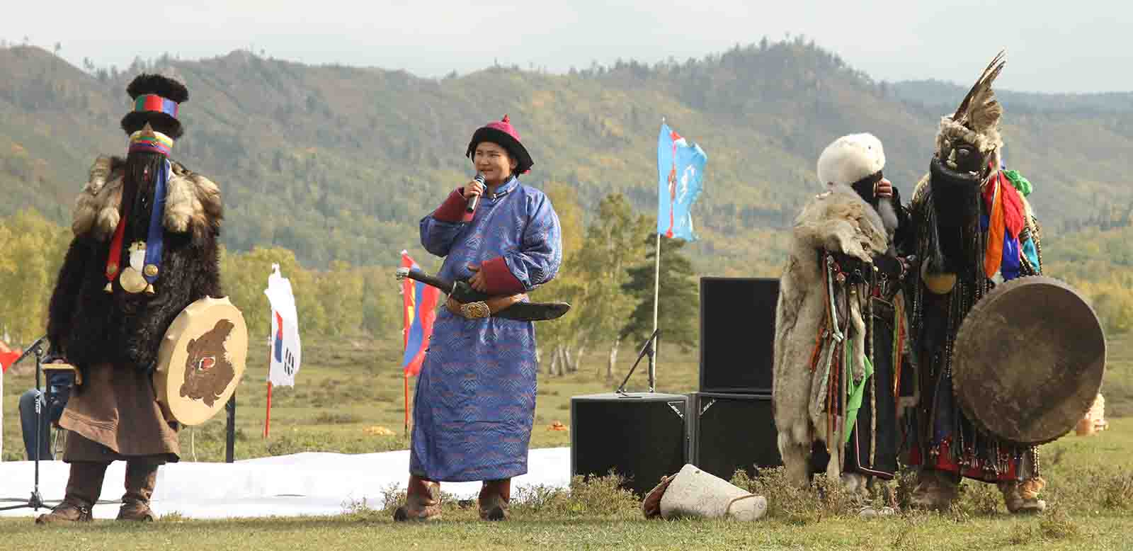 Mother Earth Shaman Festival 2015