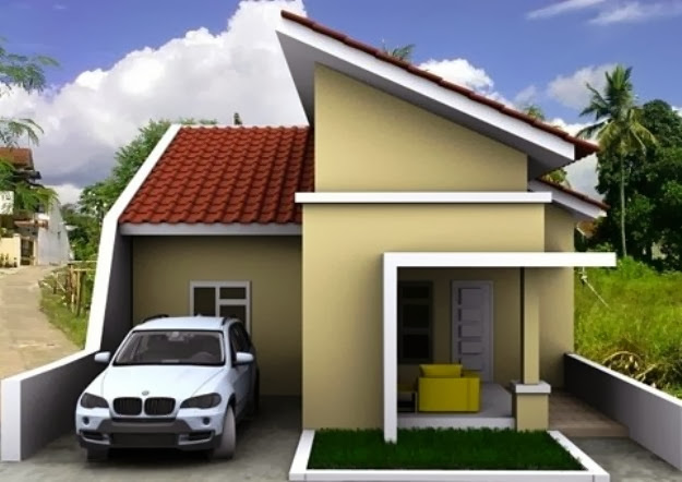 Warna Cat Rumah Minimalis Modern