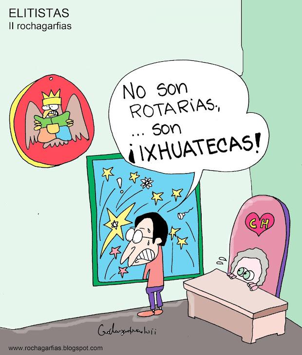 Rotarias ixhuatecas¡¡¡
