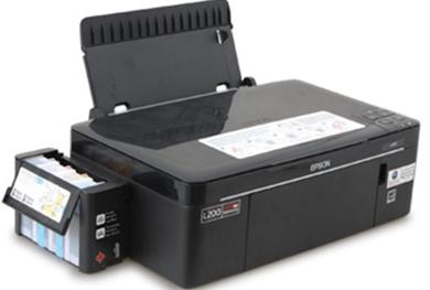 Epson L200 драйвер скачать - фото 3