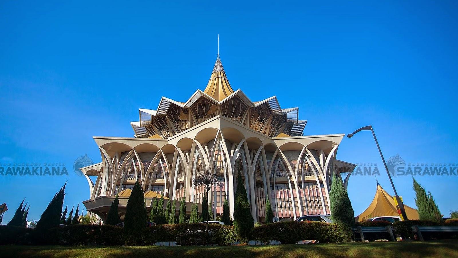 Kunjungan Hormat Pemimpin PAS Sarawak Ke Atas Ketua Menteri
