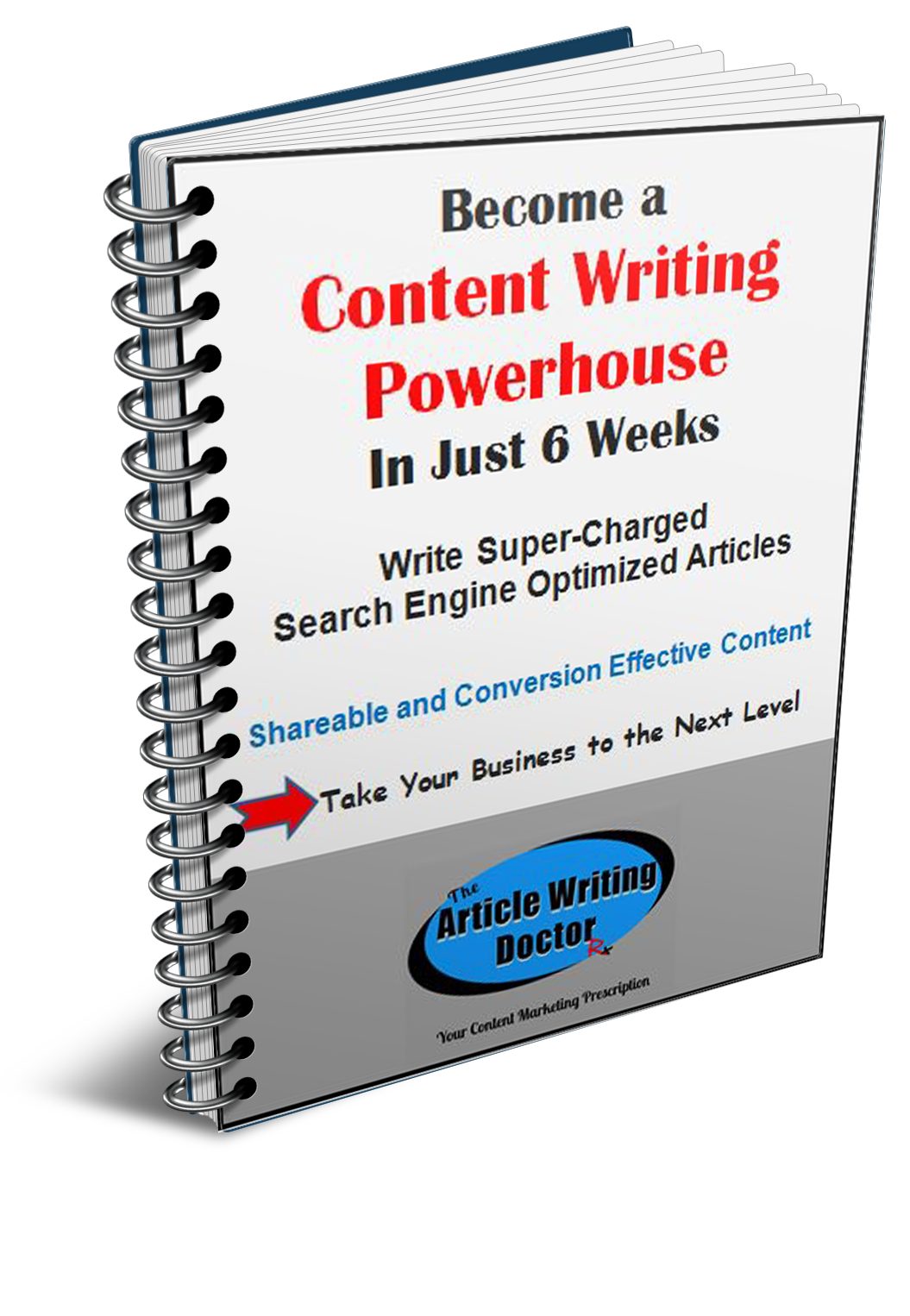 Become a Content Writing Powerhouse in Just 6 Weeks