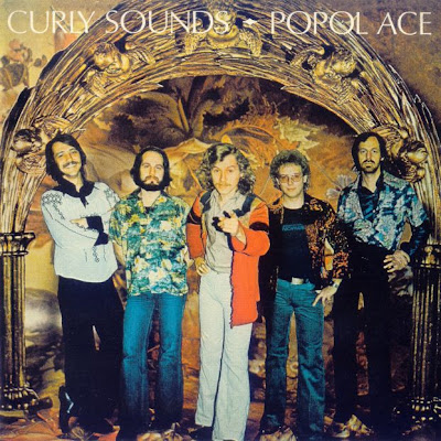 Popol Ace - Curly Sounds 1978 (Norway, Pop-Rock)