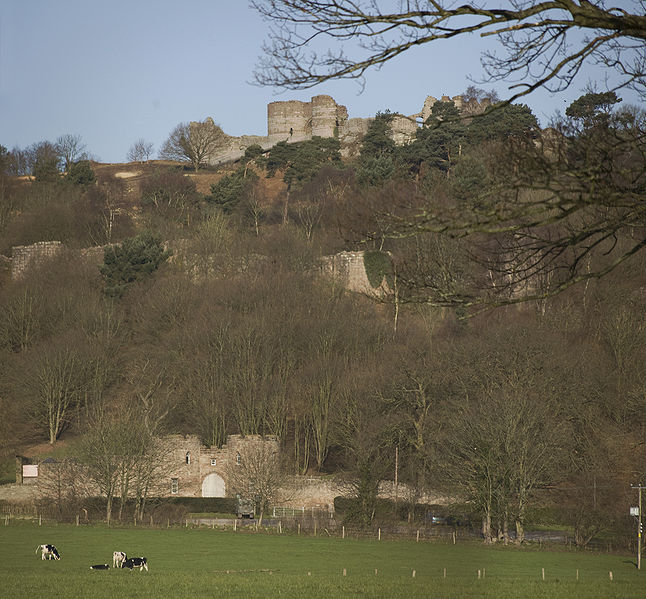 Beeston Castle, Cheshire (Darlington Family Country)