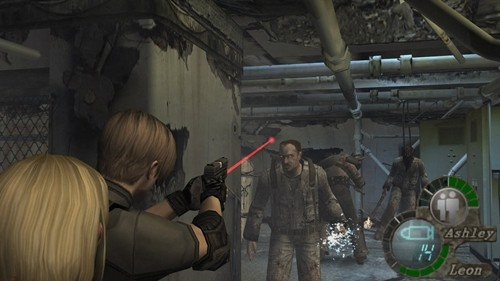 Resident Evil 4 PC Gameplay