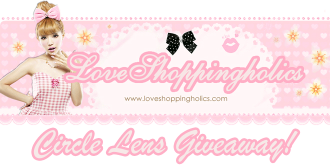 Win free Circle Lenses