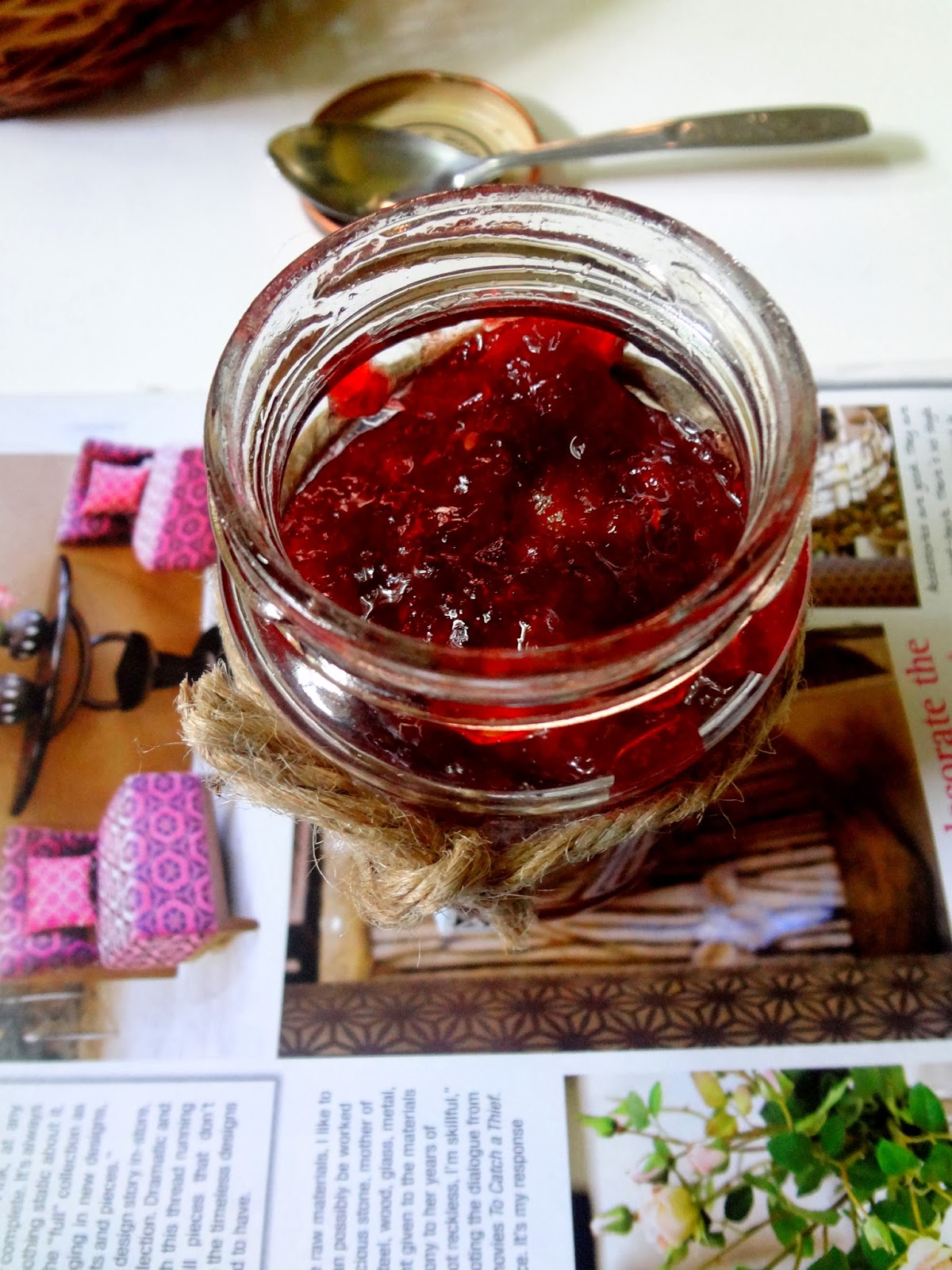 Your everyday cook plum and tomato jam no pectin - Plum jam without sugar homemade taste and health ...