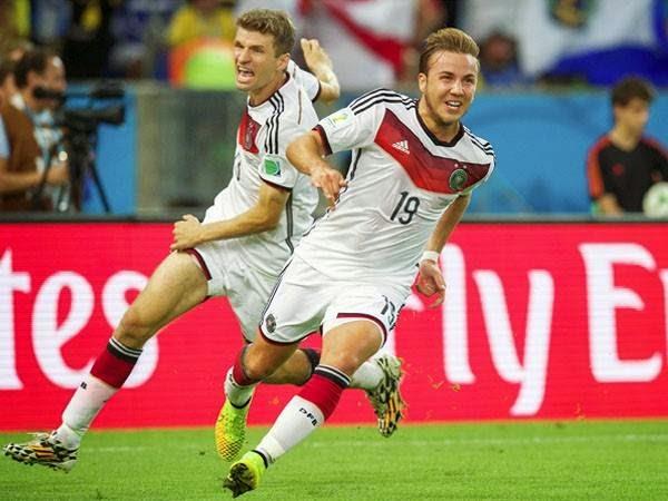 Alemania-Irlanda