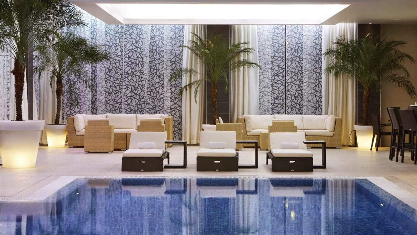 Viaggi e ricette portorose kempinski palace hotel - Piscine interne in casa ...