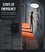 State of Emergency by Nick Cross