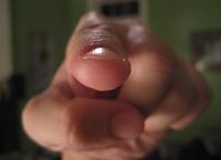 Cara mengeluarkan listrik di jari telunjuk