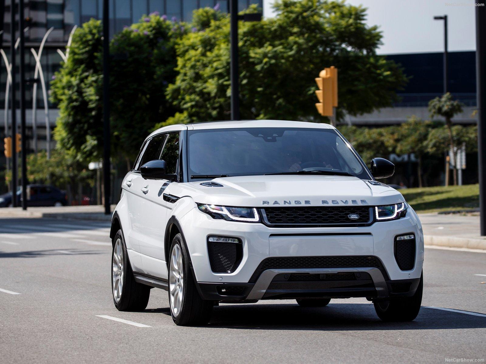 Hình ảnh xe ô tô Land Rover Range Rover Evoque 2016 & nội ngoại thất