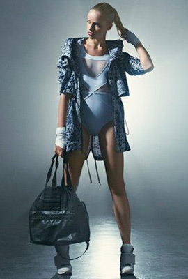 Bershka ropa deportiva mujer body