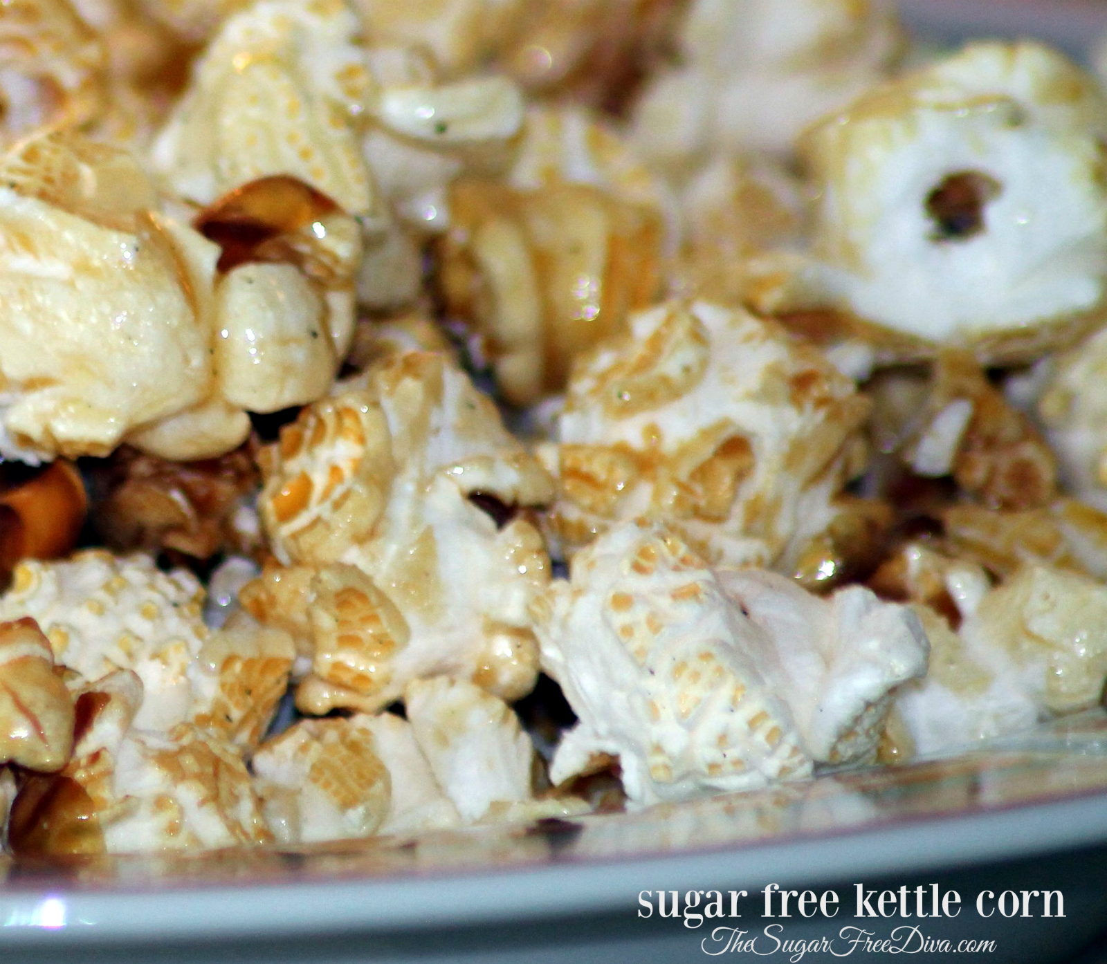 Sugar Free Kettle Corn Recipe