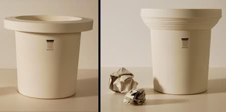 20 Tempat Sampah Terunik di Dunia: Growing Bin