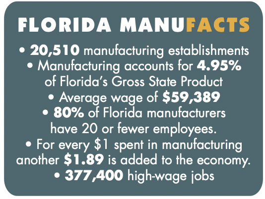 FloridaMakes ManuFacts