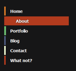 Pure Css3 Smooth Sliding Sidebar Menu Html Code