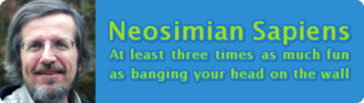 Neosimian Sapiens