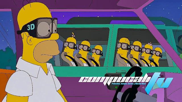 Los Simpsons Temporada 24 Completa Español Latino