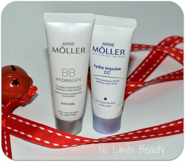 Anne Möller - BB y CC Cream